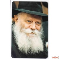 "8"" x 10"" Picture of the Rebbe photo ID 145010 (Rights belong to JEM)"