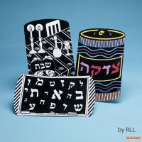 Mitzvah Velvet Art Coloring Kit with Markers