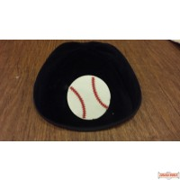 Yarmulka with baseball