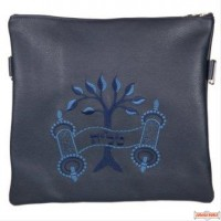 Leather Talis and/or Tefillin Bag Style 270 NV