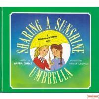 Sharing a Sunshine Umbrella - A Mimmy and Simmy Story