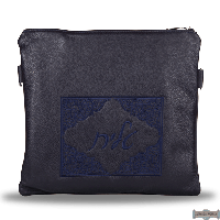 Leather Talis and/or Tefillin Bags Style 410 NV