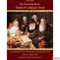 The Chassidishe Parsha Torah Or-Likkutei Torah