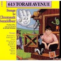 613 Torah Ave. #4, Songs For Chumash Bamidbar C.D.