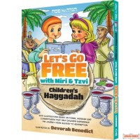 Let's Go Free with Miri & Tzvi, Children's Haggadah