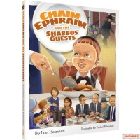 Chaim Ephraim and the Shabbos Guest