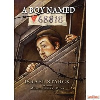 A Boy Named 68818 (hardcover)