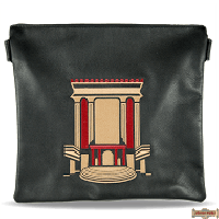 Leather Talis or/and Tefillin Bag(s) Style 760 Copper
