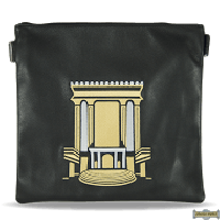 Leather Talis or/and Tefillin Bag(s) Style 760 Gold