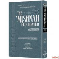 The Mishnah Elucidated #22, Seder Tohoros Vol. #6, Niddah, Machshirin