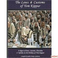 The Laws & Customs Of Yom Kippur
