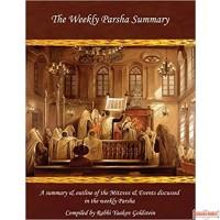 The Weekly Parsha Summary