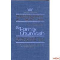 The Family Chumash: Bereishis-Genesis