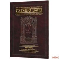 Schottenstein Travel Edition of the Talmud - English - Chagigah A (folios 2a-14b)
