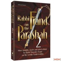 Rabbi Frand on the Parsha #2 - Softcover