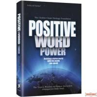 Positive Word Power