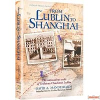 From Lublin to Shanghai, The miraculous exile of Yeshivas Chachmei Lublin