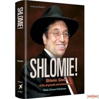 Shlomie! A life of growth and achievement