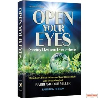 Open Your Eyes, Seeing Hashem Everywhere