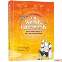 The Weekly Parashah, An illustrated Chumash with Midrash, Sefer Vayikra