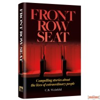 Front Row Seat, Compelling stories about the lives of extraordinary people