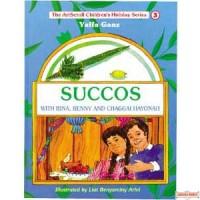 Succos With Bina, Benny, And Chaggai Hayonah