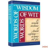 Words Of Wisdom, Words Of Wit - Softcover
