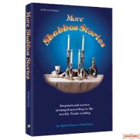 More Shabbos Stories - Hardcover