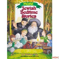 More Jewish Bedtime Stories
