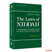 The Laws Of Niddah #1 - Hardcover