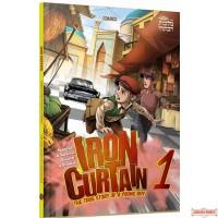 Iron Curtain #1