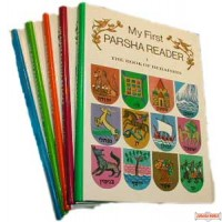 My First Parsha Reader - #1 Bereishis