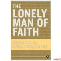 The Lonely Man Of Faith  Rabbi J.B. Soloveitchik