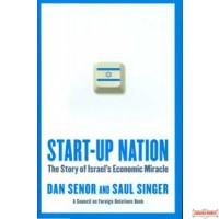 Start-Up Nation; The Story of Israel's Economic Miracle