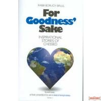 For Goodness Sake - Paperback Edition