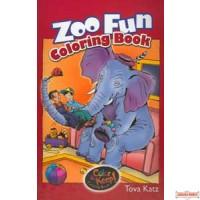 Zoo Fun - Coloring Book