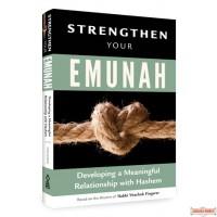 Strengthen Your Emunah