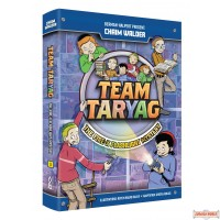 Team Taryag #1 The Fire-X Flashlight Mystery
