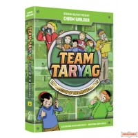 Team Taryag #2, The Mystery of The Missing Amulet