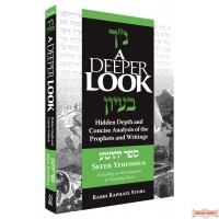 A Deeper Look, Yehoshua, Hidden Depth & Concise Analysis Of The Prophets & Writings