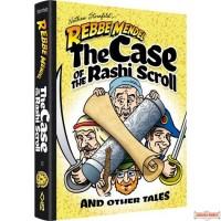 Rebbe Mendel #12, the Case Of The Rashi Scroll