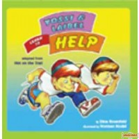 Yossi & Laibel Learn to Help (Board Book)