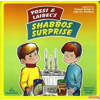 Yossi and Laibel Shabbos Surprise