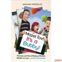 Mazel Tov1 It's a Bubby!