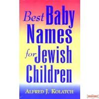 Best Baby Names for Jewish Children