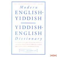 Modern English-Yiddish, Yiddish-English Dictionary