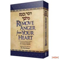 Remove Anger from Your Heart