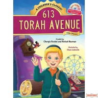 613 Torah Avenue -- Shemos Book/CD