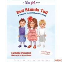 Yael Stands Tall Book/CD, Lite Girl #11