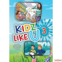 Kidz Like U, #3, 20 super stories about kids just like you!